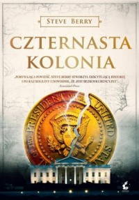 Czternasta kolonia - okładka książki