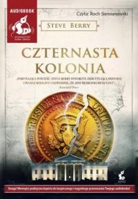 Czternasta kolonia - pudełko audiobooku