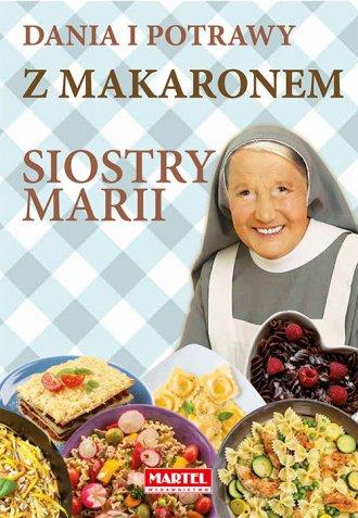 Dania i potrawy z makaronem Siostry - okładka książki
