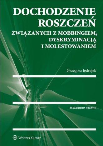 Dochodzenie roszczeń związanych - okładka książki