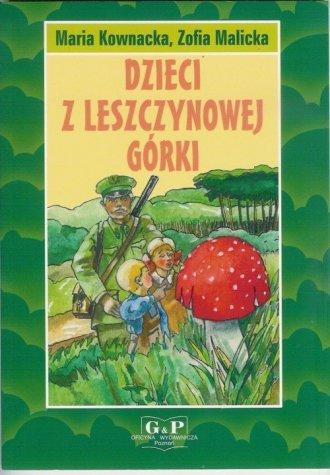 Dzieci z Leszczynowej Górki - okładka podręcznika