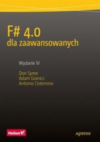 F# 4.0 dla zaawansowanych - okładka książki