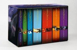 Harry Potter. Siedmiopak Duddle - okładka książki