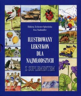Ilustrowany leksykon dla najmłodszych - okładka książki