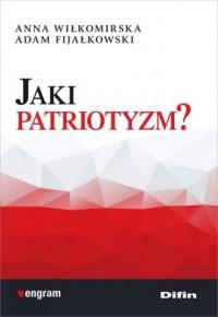 Jaki patriotyzm? - okładka książki