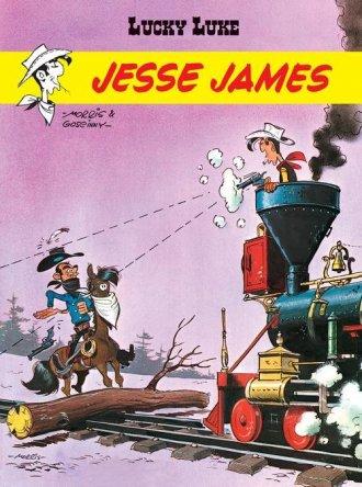 Jesse James - okładka książki