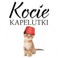 Kocie kapelutki - okładka książki