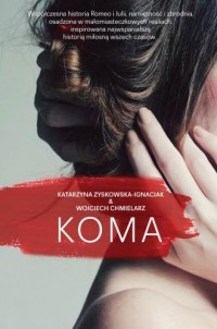 Koma - okładka książki
