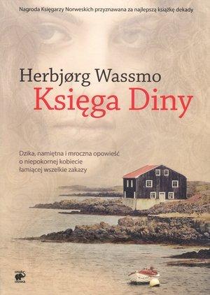 Księga Diny. Trylogia Diny. Tom - okładka książki