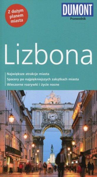 Lizbona. Przewodnik - okładka książki