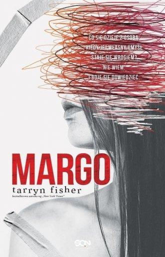 Margo - okładka książki
