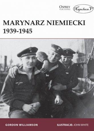 Marynarz niemiecki 1939-1945 - okładka książki