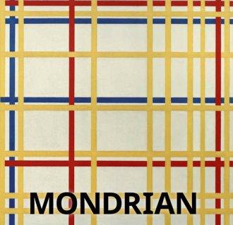 Mondrian - okładka książki