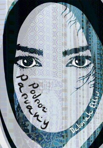 Podróż Parvany - okładka książki