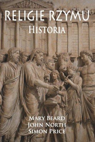 Religie Rzymu - okładka książki
