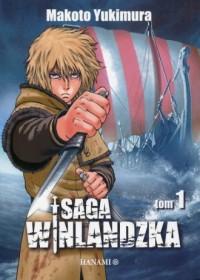 Saga Winlandzka 1 - okładka książki