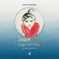 Siedem przygód Rozalii Grozy - okładka książki