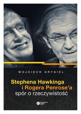 Stephena Hawkinga i Rogera Penrosea - okładka książki