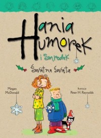 Świetne święta - okładka książki