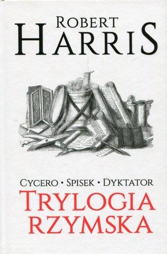 Trylogia rzymska. Cycero Spisek - okładka książki