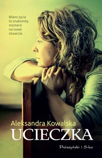 Ucieczka - okładka książki