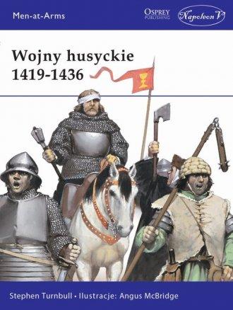 Wojny husyckie 1419-1436 - okładka książki