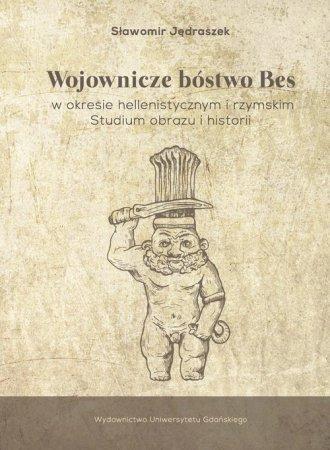 Wojownicze bóstwo Bes w okresie - okładka książki