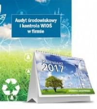 Audyt środowiskowy i kontrola WIOŚ - okładka książki