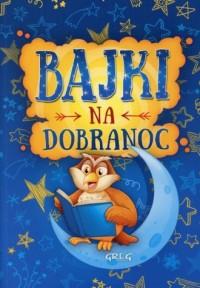 Bajki na dobranoc - Małgorzata - okładka książki
