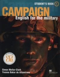 Campaign 1 Students Book. English - okładka podręcznika