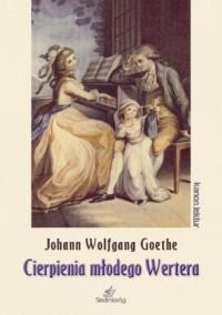 Cierpienia młodego Wertera - okładka podręcznika