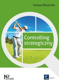 Controlling strategiczny - okładka książki