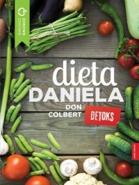 Dieta Daniela - Don Colbert - okładka książki