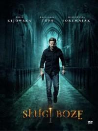 Sługi Boże. DVD - Wydawnictwo - okładka filmu