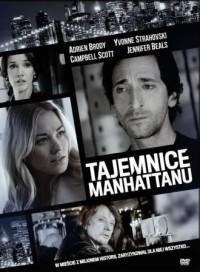 Tajemnice Manhattanu (DVD) - Wydawnictwo - okładka filmu