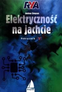 Elektryczność na jachcie. Podręcznik RYA - okładka książki