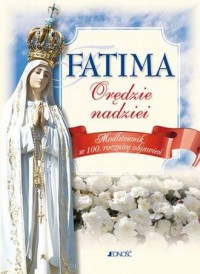 Fatima. Orędzie nadziei - okładka książki