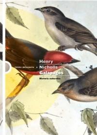 Galapagos. Historia naturalna. - okładka książki