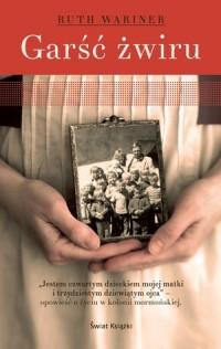 Garść żwiru - Ruth Wariner - okładka książki