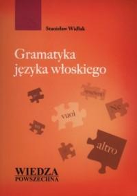 Gramatyka języka włoskiego - Stanisław - okładka podręcznika