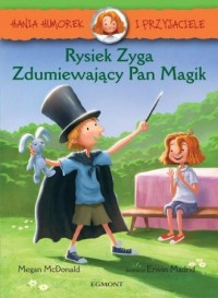 Hania Humorek i przyjaciele. Rysiek - okładka książki