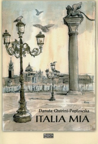 Italia Mia. Studia z dziejów Italii - okładka książki