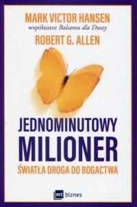 Jednominutowy milioner. Światła - okładka książki