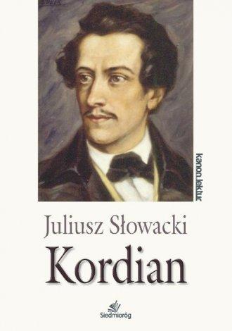 Kordian - okładka podręcznika