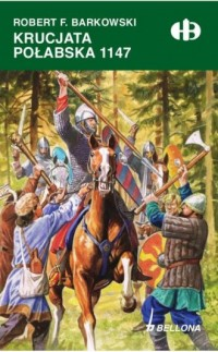 Krucjata połabska 1147 - okładka książki