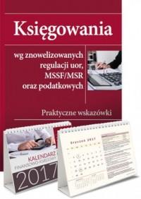 Księgowania wg znowelizowanych - okładka książki