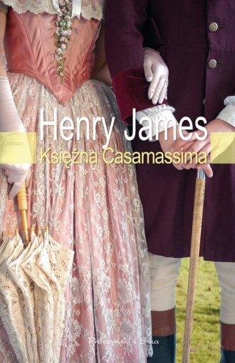 Księżna Casamassima - okładka książki