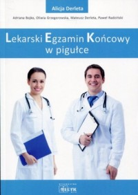 Lekarski Egzamin Końcowy w pigułce - okładka książki