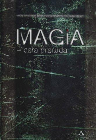 Magia cała prawda - okładka książki