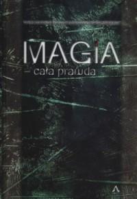 Magia cała prawda - Mieczysław - okładka książki